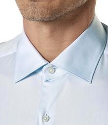 Model 330 Hemden Italienischen Kragen Evolution Classic