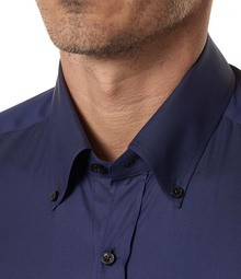 Modelo 507 Camisas Cuello Botton Down Tailor Custom 239.00
