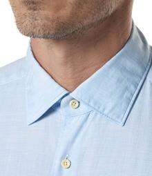 Model 819 Hemden Italienischen Kragen Evolution Classic 279.00