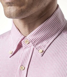 Modello 870 Camicia uomo Collo Botton Down Evolution Classic 209.00