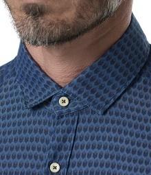 Style 908 Man shirt French Collar Slim