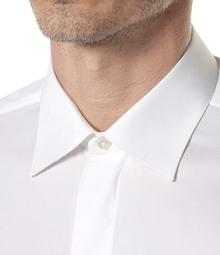 Model 344 Hemden Italienischen Kragen Evolution Classic