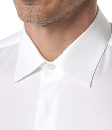 Model 644 Chemises Col Classique Slim