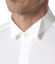 Model 646 Hemden Kläppchenkragen Slim