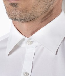 Style 632 Man shirt Italian Collar Slim
