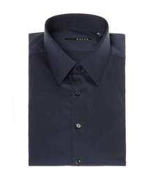 Style 663 Man shirt Italian Collar Slim