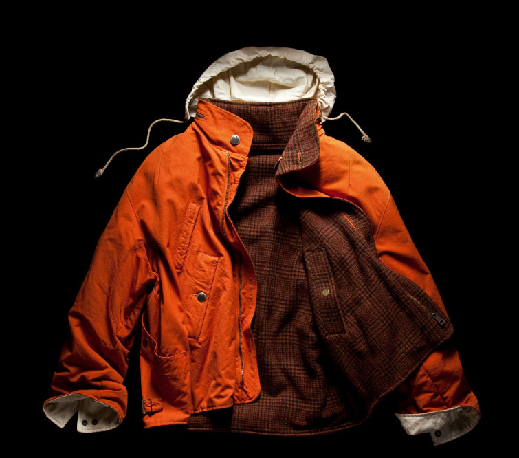 Double-Dyed Reversible Jacket
