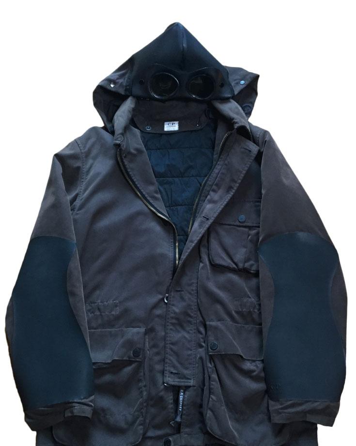 Vulcanised Rubber Goggle Jacket
