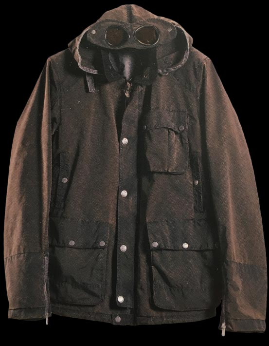 Tinto Terra Goggle Jacket