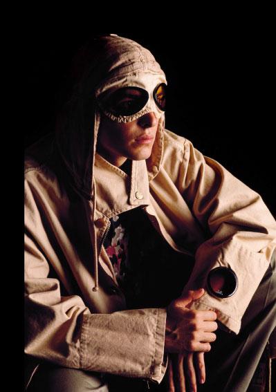 Goggle Jacket