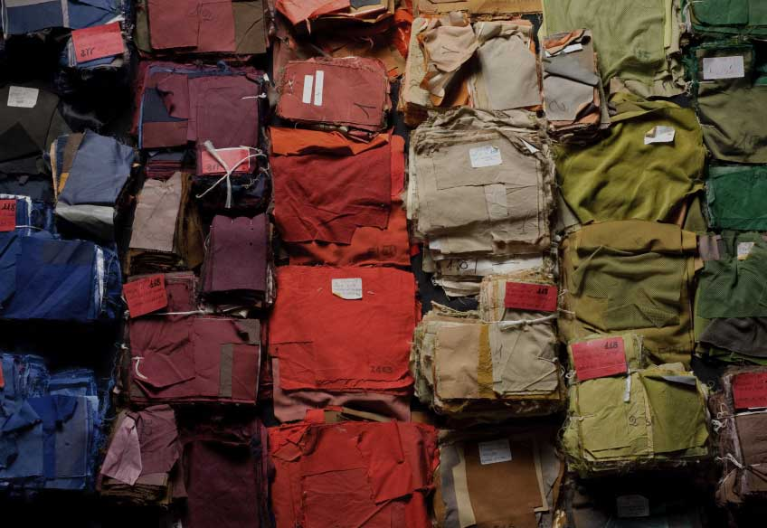 Te invention of Garment Dyeing