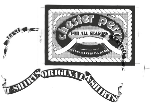 FROM CHESTER PERRY TO C.P. COMPANY