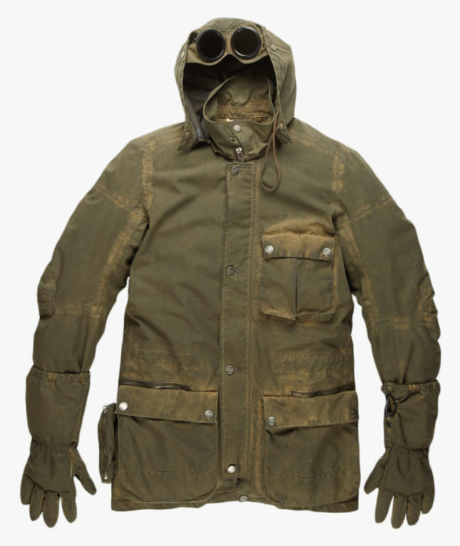1000M Goggle Jacket by Aitor Throup