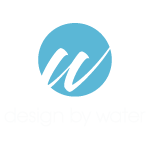 Design By Water logo