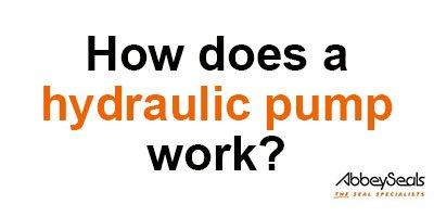 How Does a Hydraulic Pump Work?