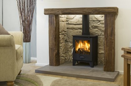 Wood Burning Fireplaces For Sale