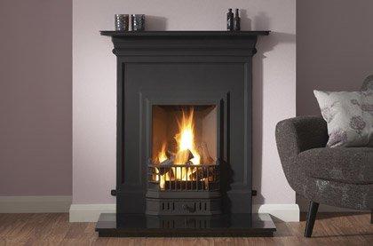 Cast-Iron Fireplaces