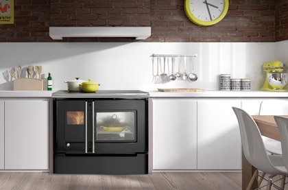 Wood Burning Cookers