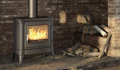 Traditional Wood Burning Stoves