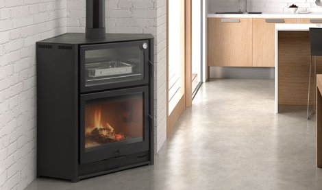 Wood Burning Cooking Stoves