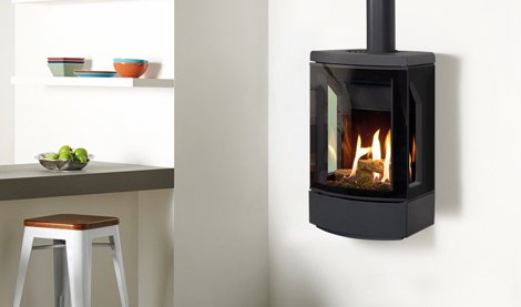 Wall Mounted Gas Stoves