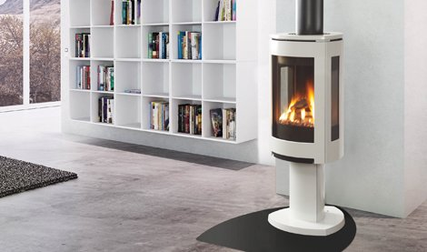 Balanced Flue Gas Stoves