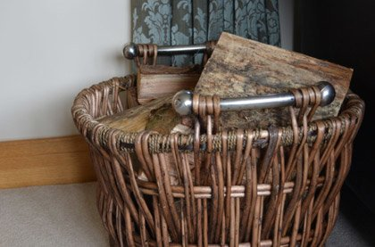 Log Baskets & Buckets