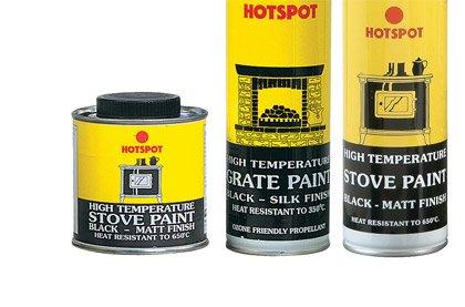 Heat Resistant Paints | UK Heat Resistant Stove & Fireplace Paint
