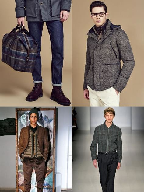 How To Wear Tweed Today
