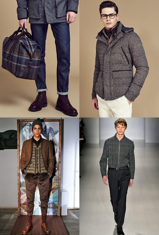 How to Wear Tweed Today 1
