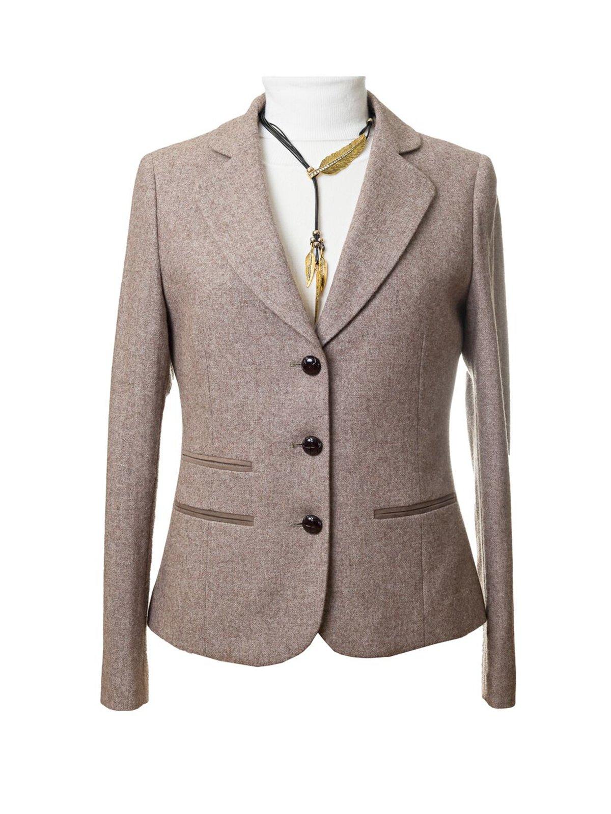 Tweed Blazers and Skirts