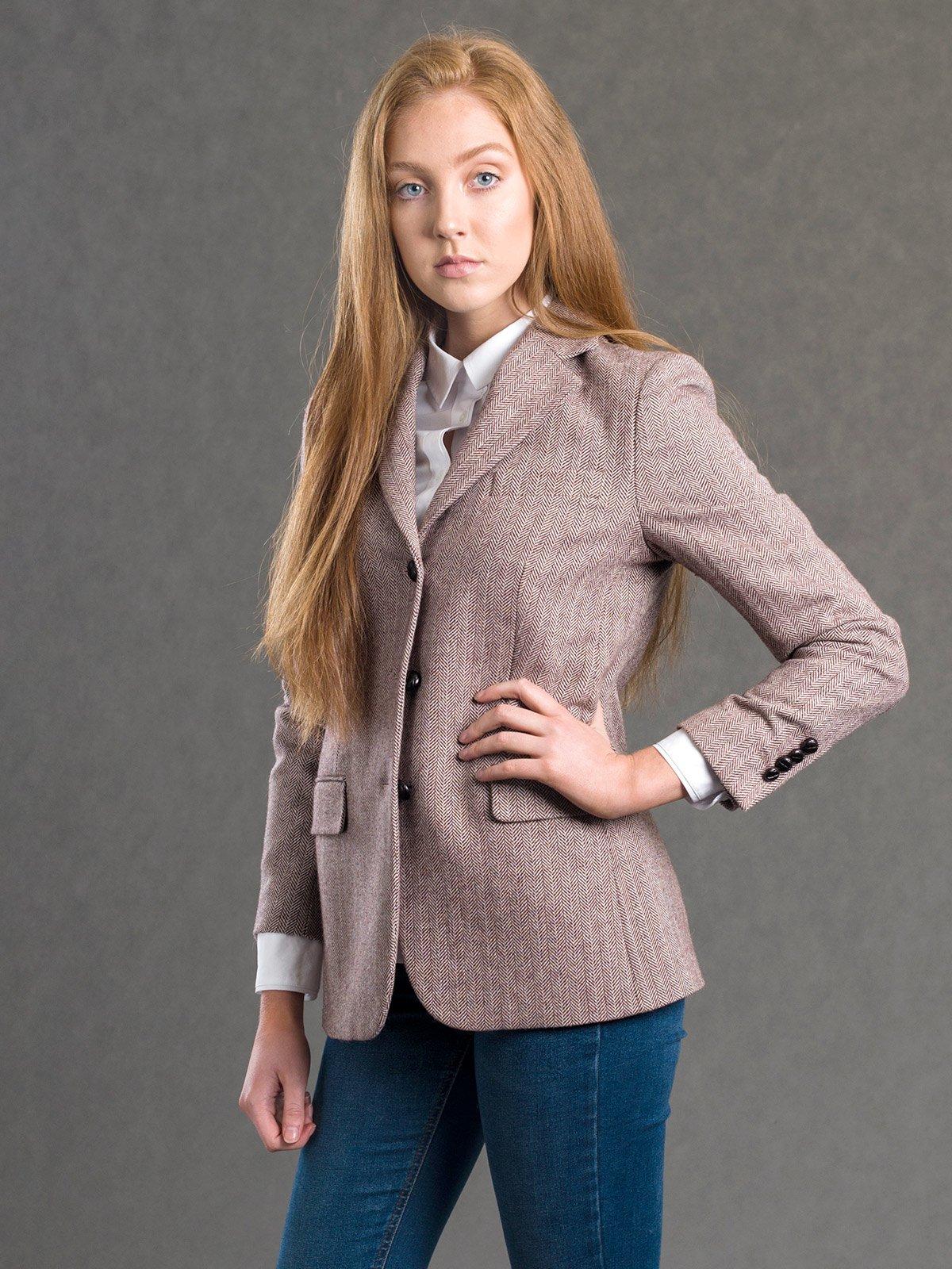 Tweed Blazers and Skirts 3
