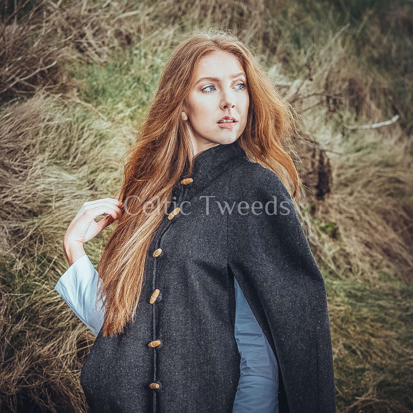 Celtic Ladies Tweed Collection Inspiration
