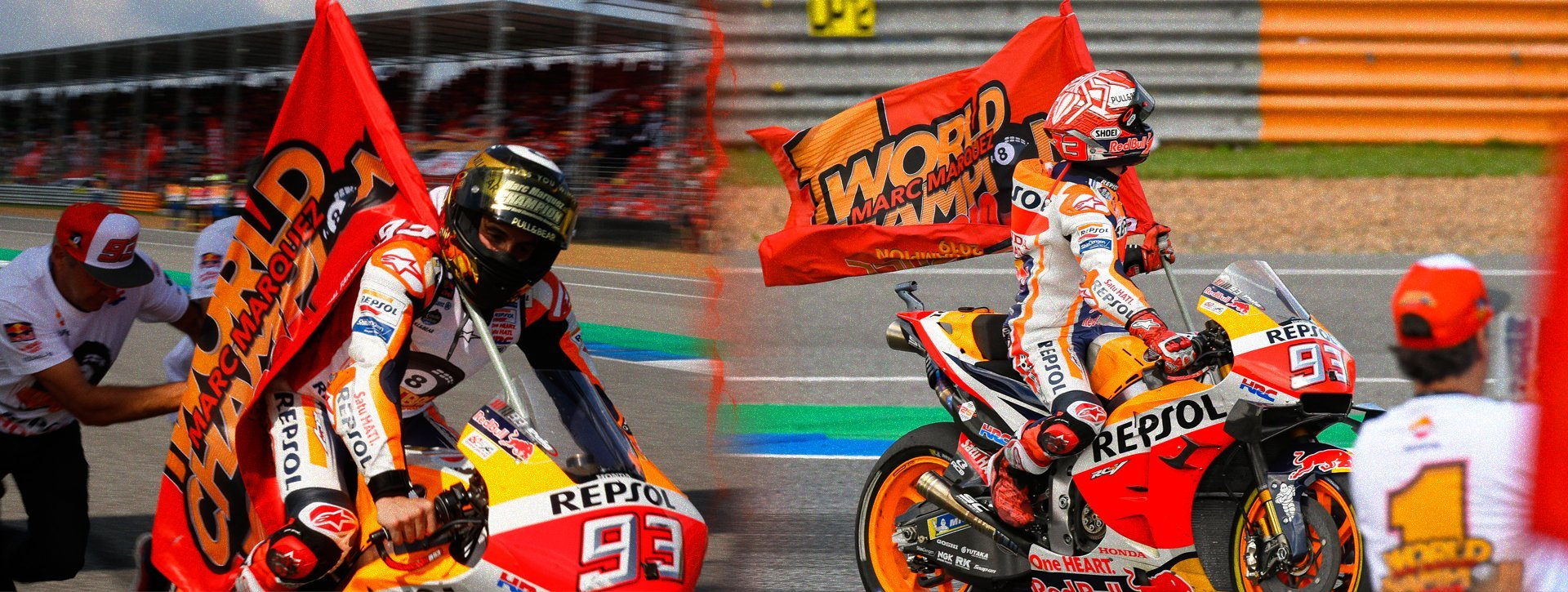 Congratulations Repsol Honda Team