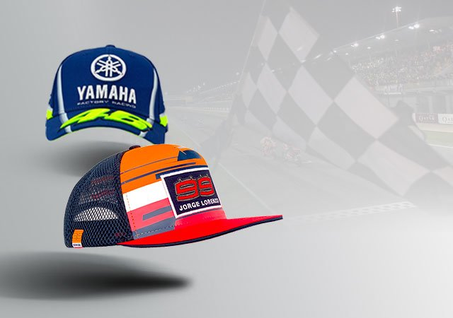 OFFICIAL MotoGP<sup>TM</sup> CAPS