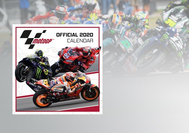 MotoGP™ Official 2020 Calendar