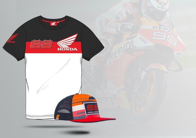New Lorenzo Honda Collection