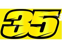 35 Carl Crutchlow
