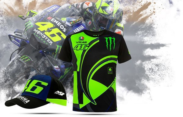 Motogp Store Official Merchandise Shop From Riders And Teams