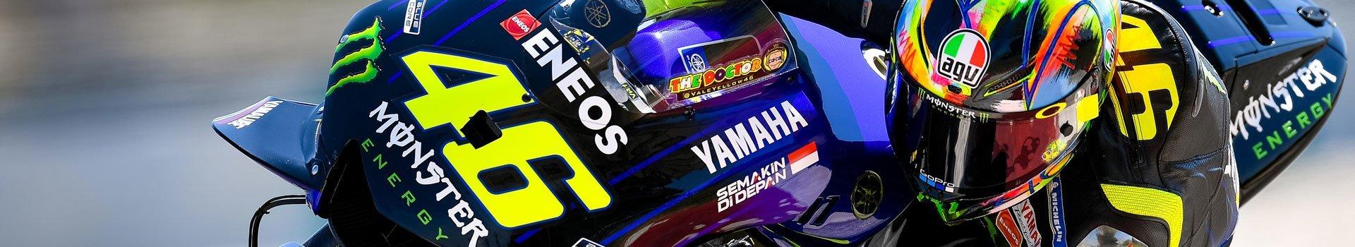 Cappellini Ufficialli Valentino Rossi