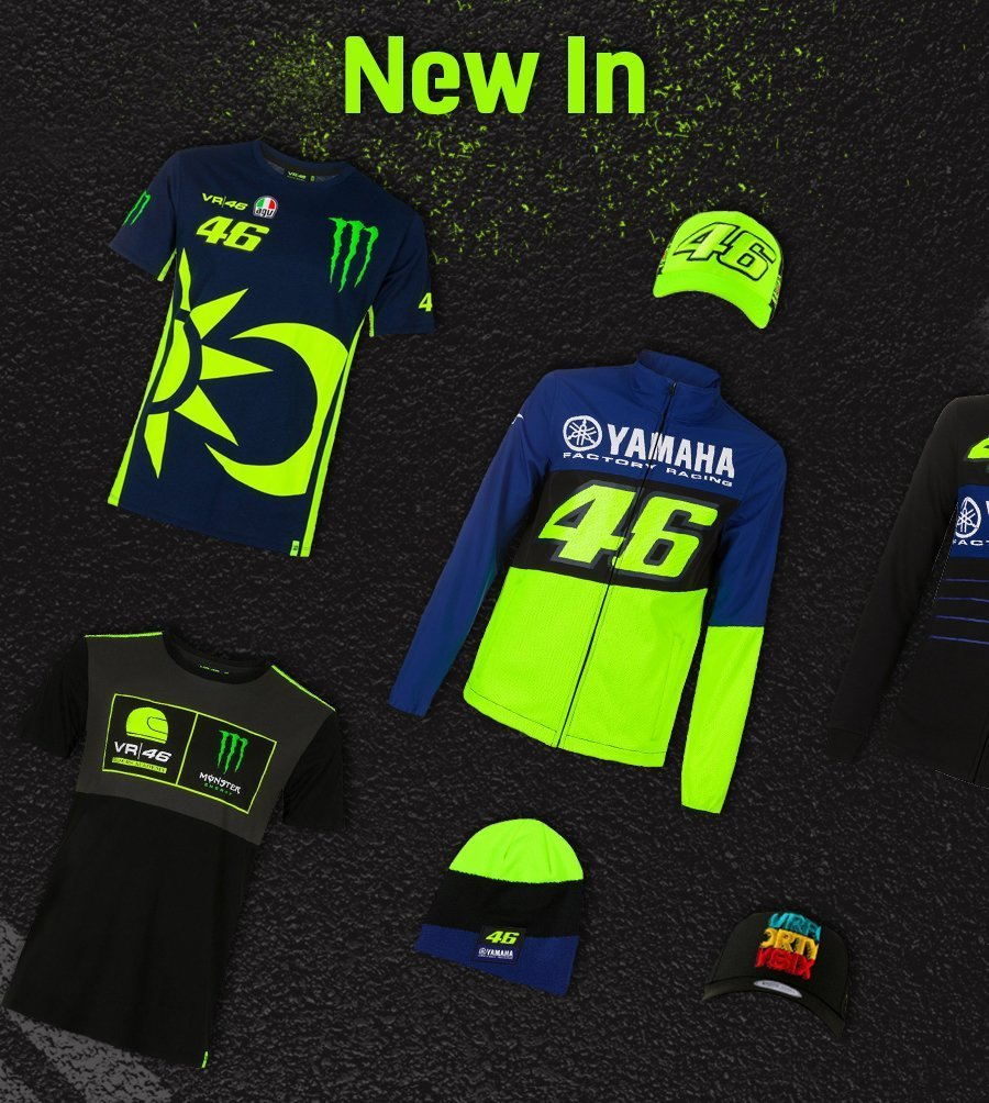 motogp™ store | official merchandise shop from riders and teams