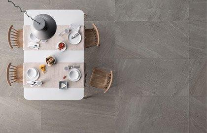 Natural Stone Effect Porcelain Tiles