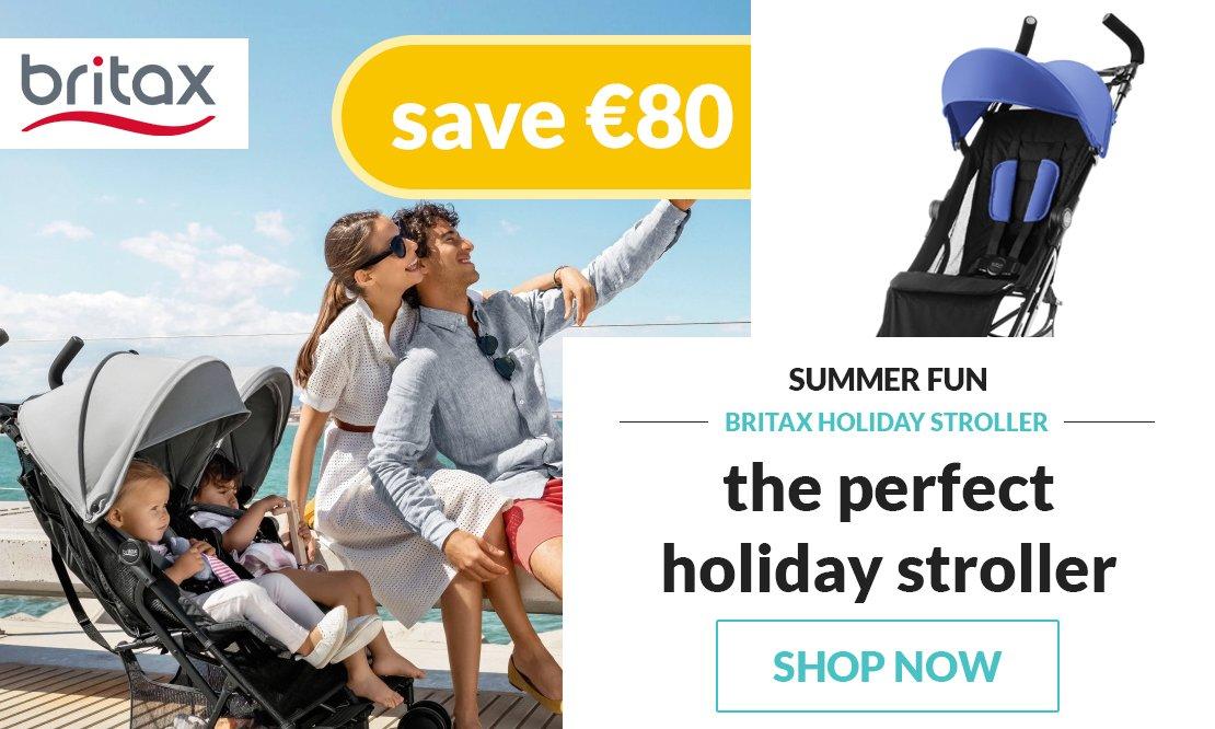 Britax Holiday Stroller