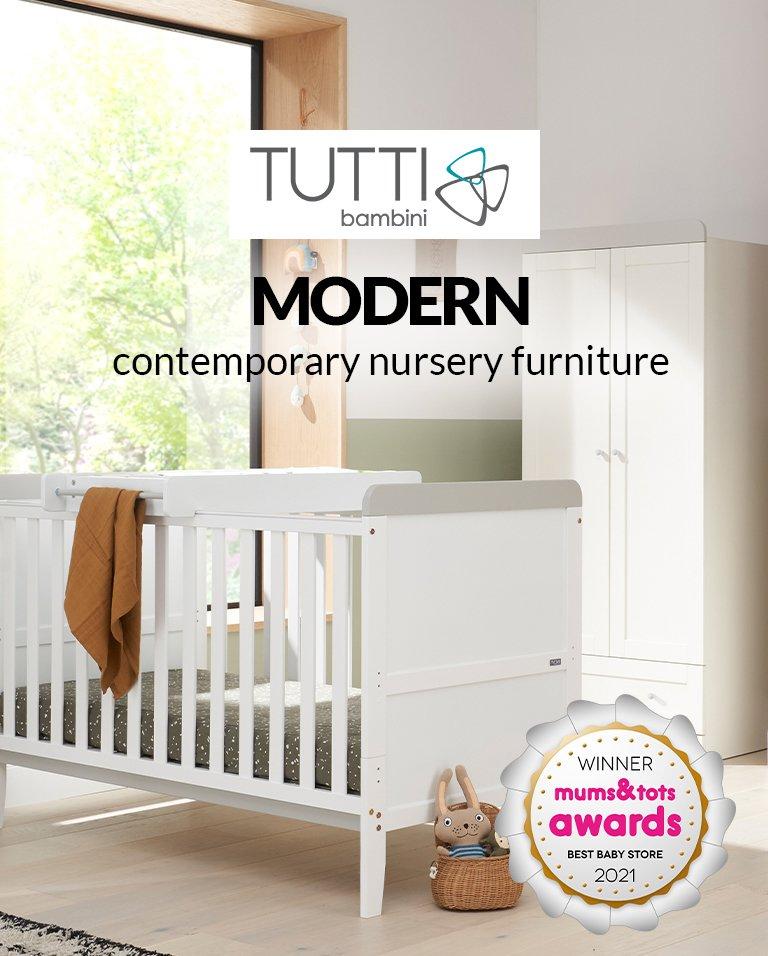 nursery & bedroom