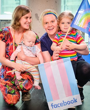 LGBT+ parents