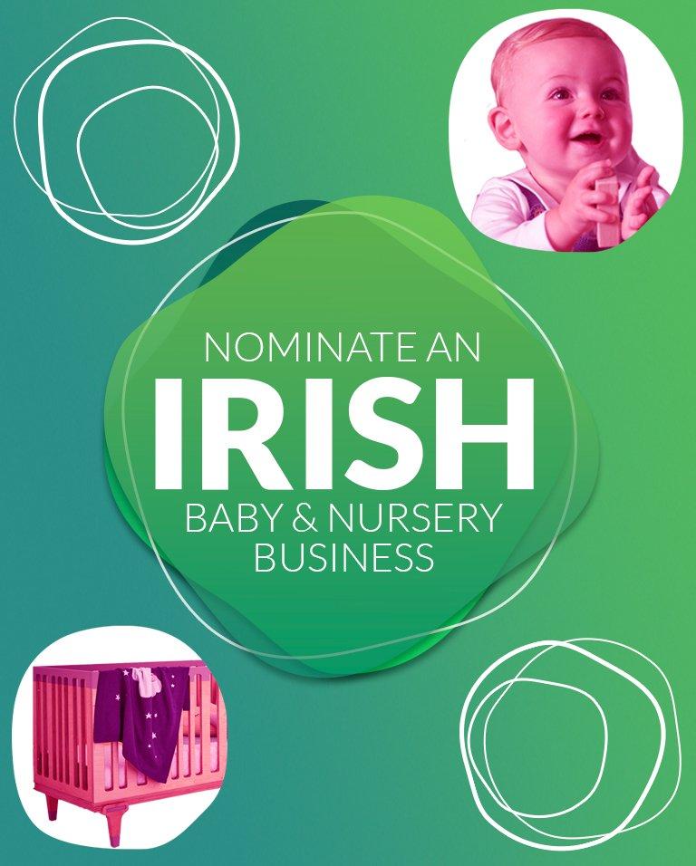 Nominate an Irish nursery brand