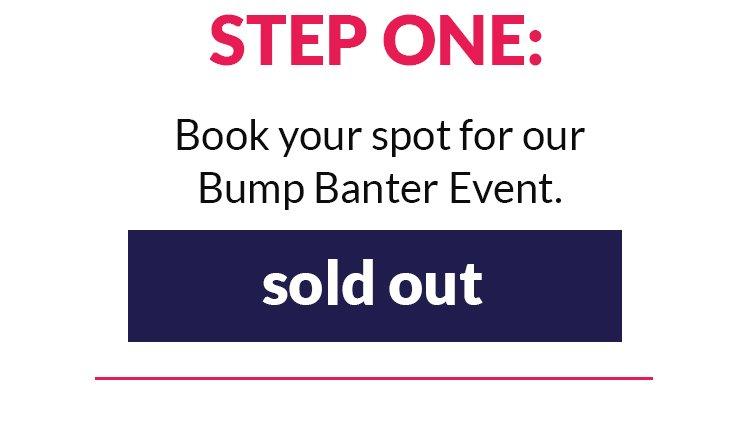 Bump Banter Online Event