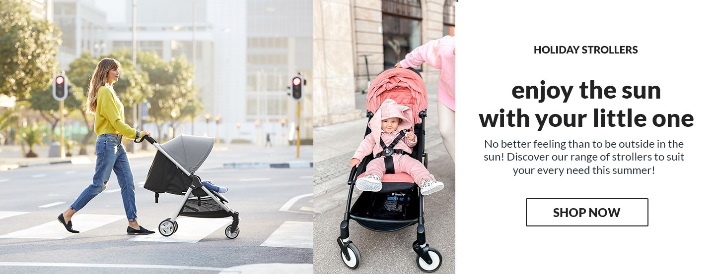 Holiday Strollers