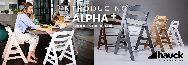 wooden highchairs