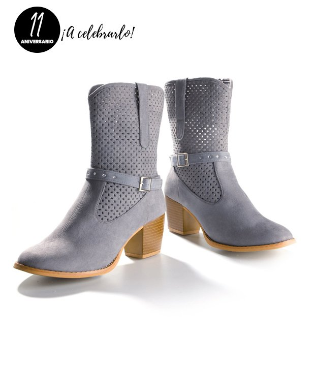 Botines a 2,99€